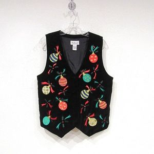 Westbound Ugly Christmas Vest